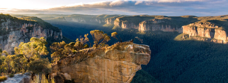 Blue Mountains, Location for Funeral Services with fantastic views
