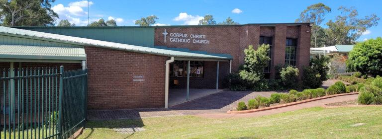 Funeral Services at Corpus Christi Catholic Church