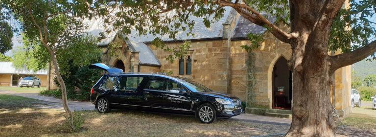 Uniting Church - Emu Plains Funeral Service Location