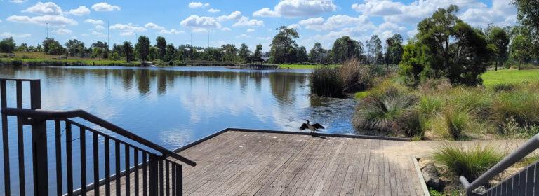 Jordan Springs Lake - Funeral Service Location - Local Parks