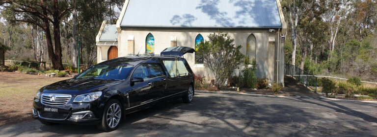 Luddenham Funeral Services Church